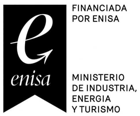 Logotipo de Enisa