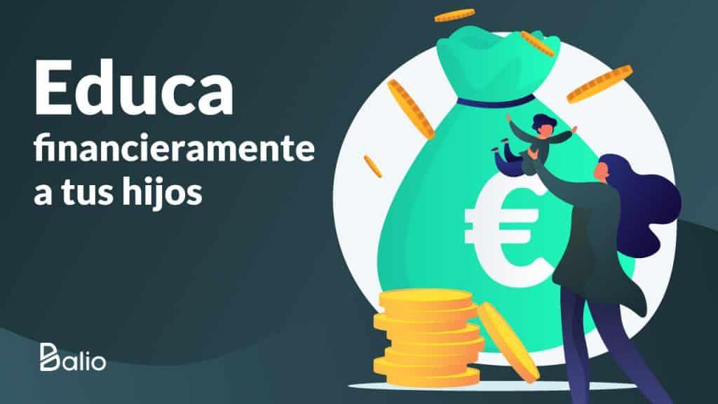 Curso sobre educación financiera para hijos