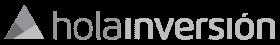 Logotipo de Hola inversión